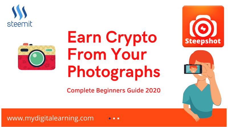 Earn cryptocurrency with your photographs