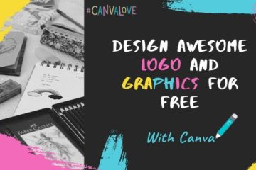 How to create your own Logo and Graphic online for Free with Canva