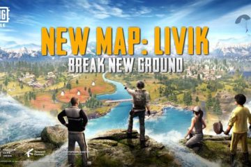 PUBG Mobile update 0.19.0 - Livik Map